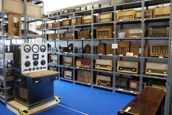 Permanent Exhibition at the Technical Study Stores