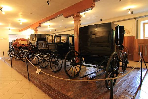 Coach Museum at Parád Cifra Stall
