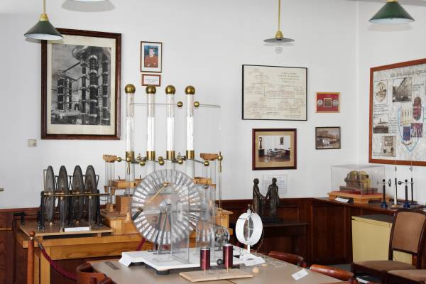 Permanent Exhibition of the Museum of Electrical Engineering